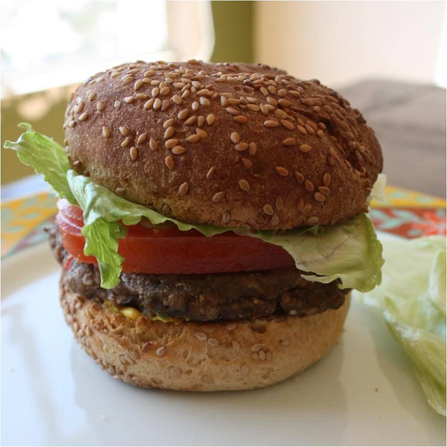 Hamburguesas vegetarianas paperblog - Hacer hamburguesas vegetarianas ...