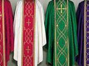 colores litúrgicos Semana Santa