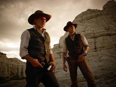 """""""Cowboys vs Aliens"""" estrena nuevo trailer"""