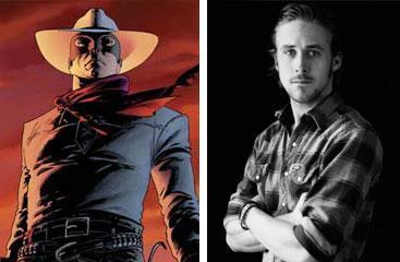 Ryan Gosling suena fuerte para El LLanero Solitario