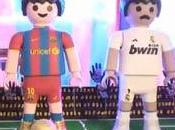 Barça-Real Madrid playmobil Escribá