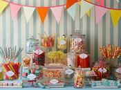 Mesa dulces tradicionales