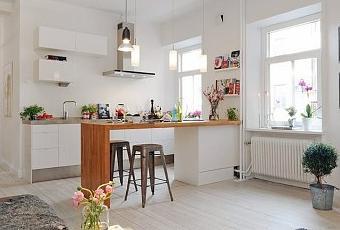 Un piso peque o de estilo n rdico paperblog - Piso pequeno estilo nordico ...