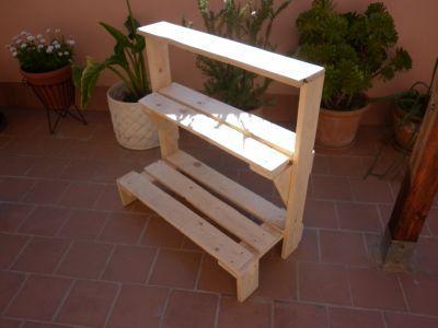 Los muebles de exterior de palets de malen paperblog - Muebles exterior palets ...