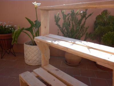 los muebles de exterior de palets de malen paperblog