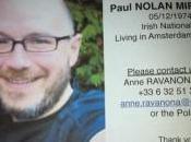 Buscamos Paul Nolan Miralles. Desaparecido Amsterdam.