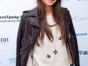 Miroslava Duma looks