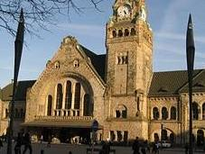 Metz, fuerte influencia alemana