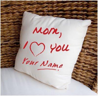 Ideas para el Día de la Madre.