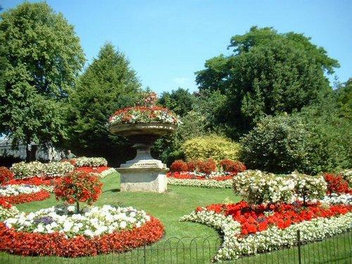 El jard n ingl s paperblog for Imagenes de jardines exoticos
