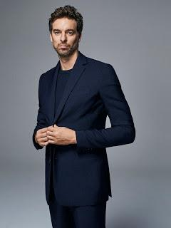 Tommy hilfiger, Tommy Hilfiger Tailored, Pau Gasol, NBA, menswear, streetstyle, influencer, american icon, SuitUp,
