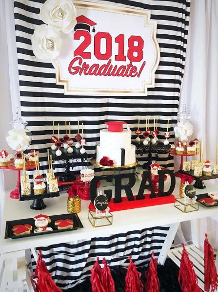 Decoraciones de graduación de Primaria