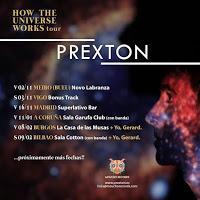 Conciertos de Prexton