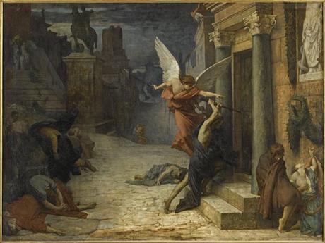 PESTE EN ROMA. LAS PLAGAS ANTONINA Y CIPRIANA. ¿EL PRINCIPIO DEL FIN?