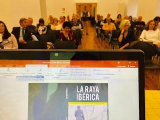 PRESENTACIONES DE LA RAYA IBÉRICA EN BADAJOZ Y ELVASA la ...