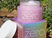Clean zero Cleasing Balm Banila, bálsamo desmaquillante merece pena