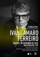 Concierto de Iván & Amaro Ferreiro en Sala Galileo