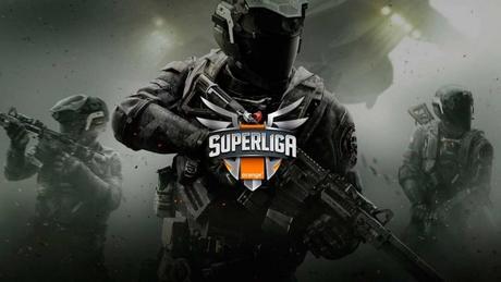 Call of Duty Superliga Orange