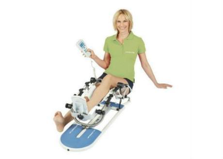 Ortoweb Medical lanza su nuevo servicio de alquiler de artromotor para rehabilitación de rodilla