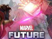 Tres personajes X-Men unen Marvel Future Fight