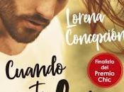 Cuando salve, Lorena Concepción