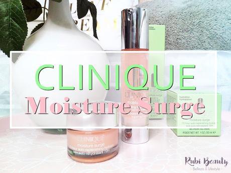 Clinique | Moisture Surge, hidratación Oilfree para todo tipo de pieles