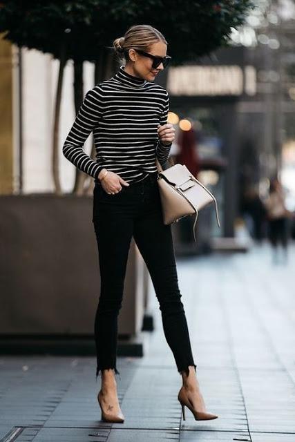 Cómo vestir para el trabajo este otoño invierno respetando tú estilo