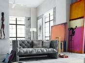 Cómo elegir decorar piso alquiler blanco metro