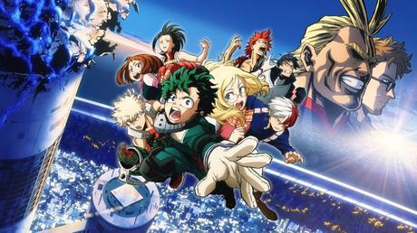 "Todos griten ¡Plus Ultra!: ""Boku no Hero Academia – Two Heroes"" se estrena en México"