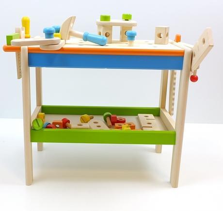 Werkbank Kinder Holz Bild Das Wirklich Stilvolle - Paperblog