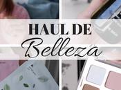 Haul Belleza champú, mascarillas, makeup Marilyn's Closet