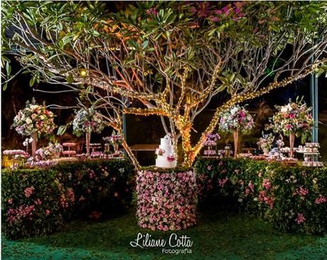 10 ideas de Jardín encantado para 15 años