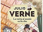 vuelta mundo días, Julio Verne