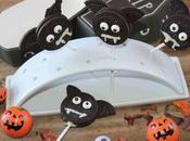 Murcielagos oreo para halloween