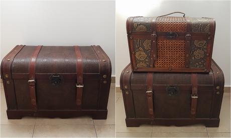 Decorar con baúles y valijas: muy #almaviajera