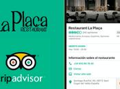 Restaurante Plaça mejora gracias TripAdvisor