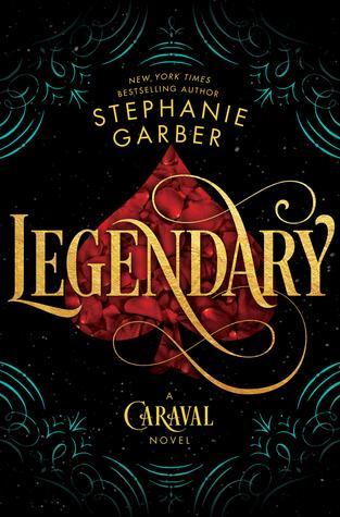 Reseña: Caraval (Caraval #I) - Stephanie Garber