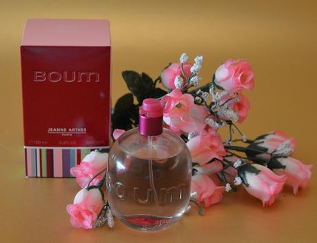 """El Perfume del Mes – """"Boum"""" de JEANNE ARTHES"""