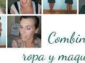 Combinando ropa maquillaje Looks Octubre