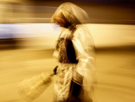 """Gabriela Pinto, fotógrafa: """"El movimiento hace que todo sea un misterio"""""""