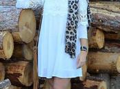Bufanda estampado leopardo