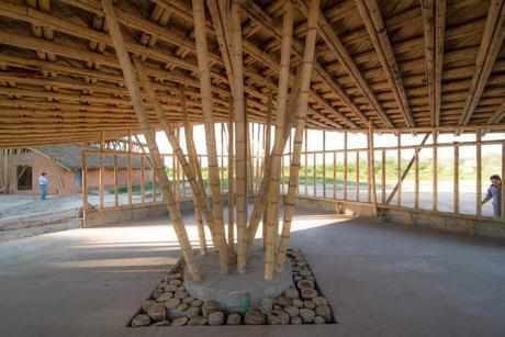 Manual de construcción en Bambú