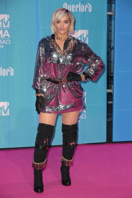 Alfombra roja de los MTV Europe Music Awards 2018