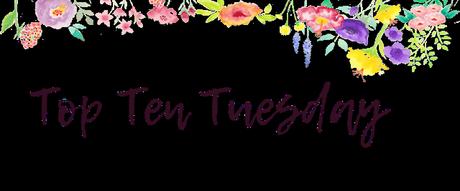 Top Ten Tuesday #58: Backlist Books
