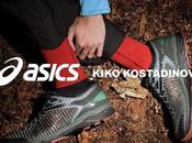 Asics kiko kostadinov presentan gel-delva
