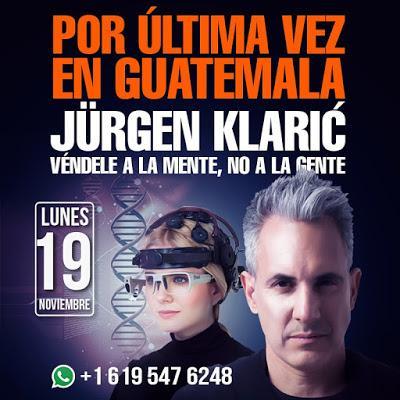 El Evento #1 de Ventas en Guatemala Con Jürgen Klarić