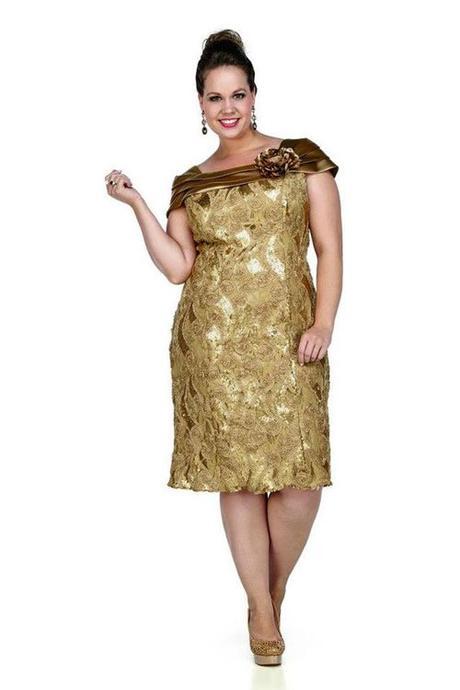 Cómo elegir vestidos de fiesta para gorditas