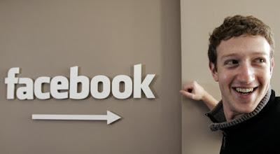 Mark Zuckerberg Fundador de Facebook