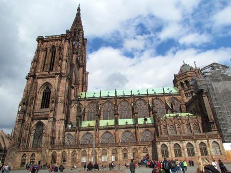 Catedral Notre Dame de Estrasburgo