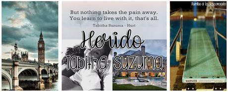 Reseña | Herido ~ Tabitha Suzuma